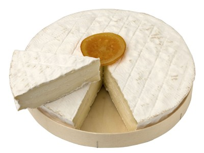 Brie Liquer d'Orange Fouzon