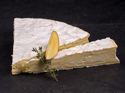 Brie de Meaux sur paille AOP