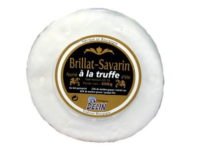 Brillat Savarin de Bourgogne affiné Truffes