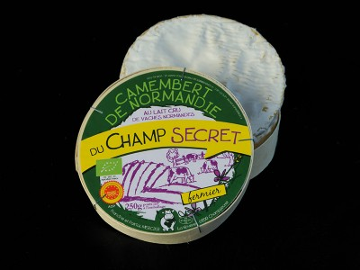 Camembert du Champ Secret