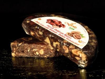 Spanisches Früchtebrot Dattel-Walnuss