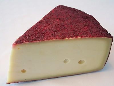 Himbeer-Senf Käse